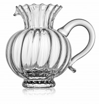 MAITRE PITCHER H.18 CM. OPTIC CLEAR WITH LINED HANDLE LT.1,1