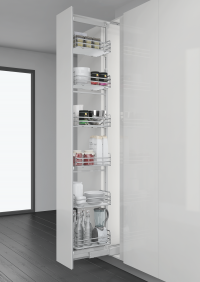 Inoxa Pull Out Pantry Insert 855 AE