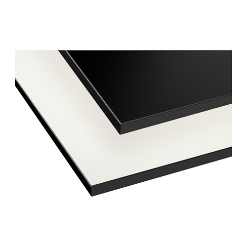Black and White Bench top Edges Image for Planning