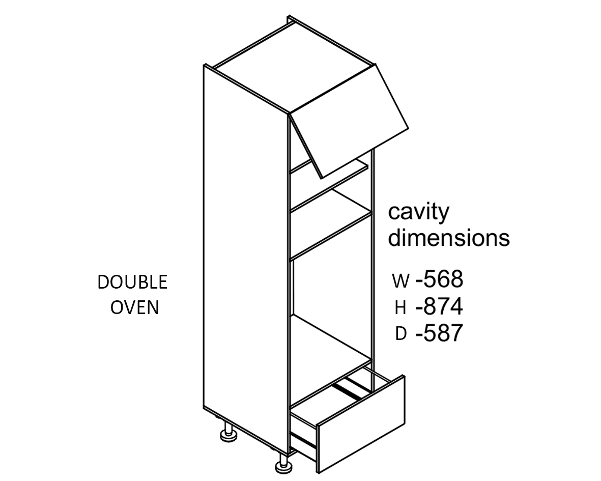 fBody Diagram for Oven tower S60SZ1A-KU/222/60or Kitchen