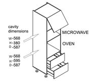 Body Diagram for Oven tower S60SZ2A-KU/222/60 for Kitchen