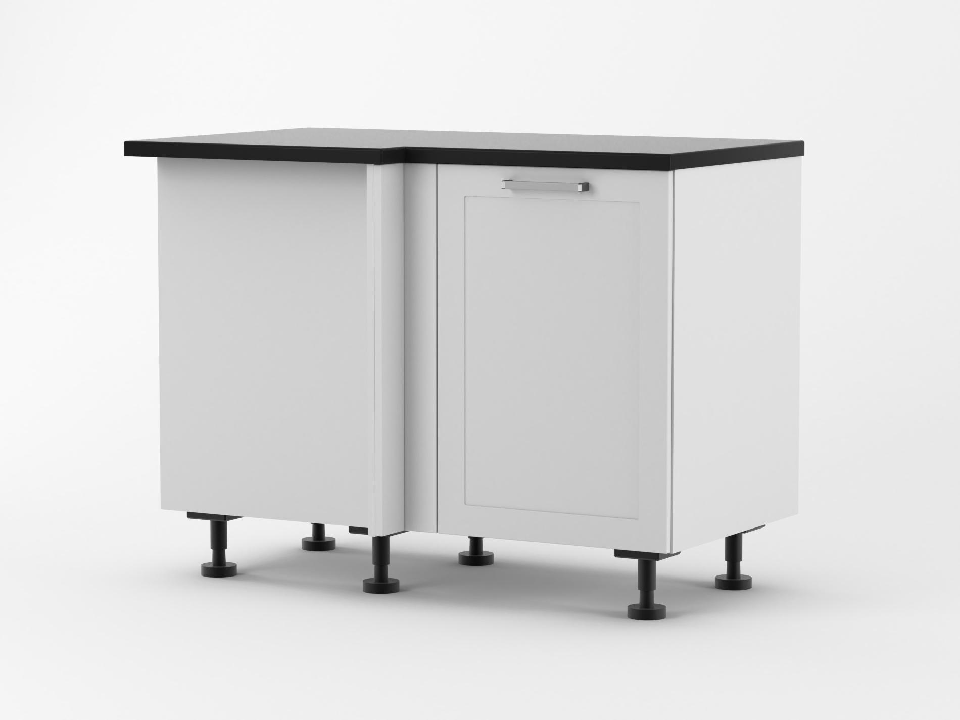 Oxford - 1250mm wide Blind Corner Base Cabinet | Kitchen ...