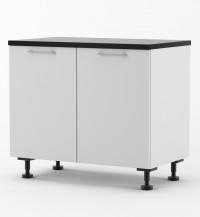 Milan - 1000mm wide Double Door Base Cabinet