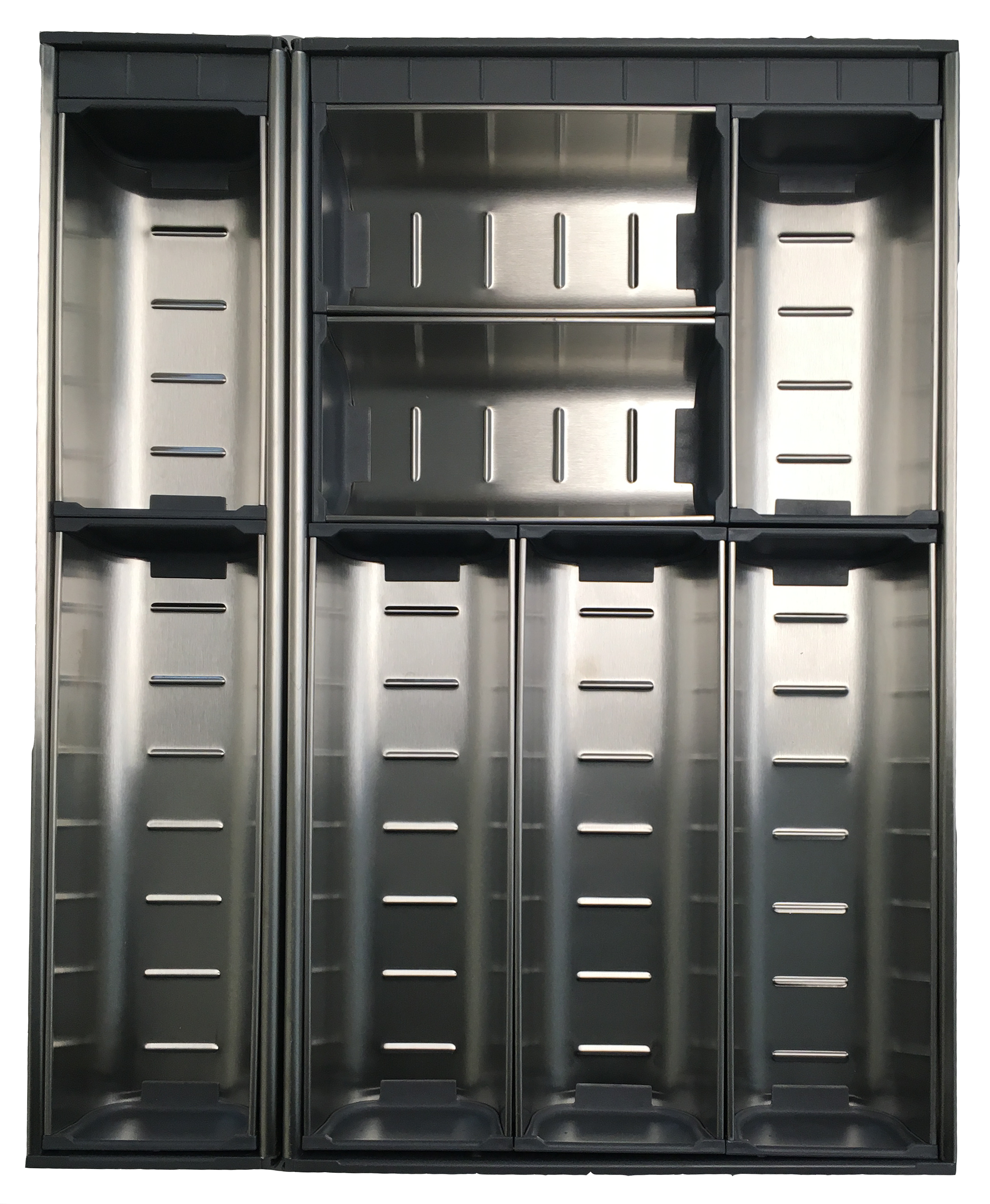 CUT50-STAINLESS-STEEL-E0650AB for kitchen drawers
