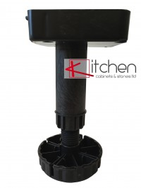 Euro Singular Foot for Kitchen Cabinets
