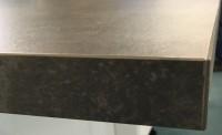 Concrete Effect Standard Benchtop Edge for Kitchen