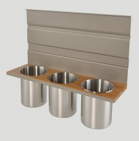 Utensil Cup Modular Shelf Section 350mm
