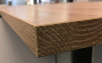 Ocean Side Standard Bench top Corner