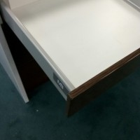 EURO Push to Open Drawer Runner for Kitchen