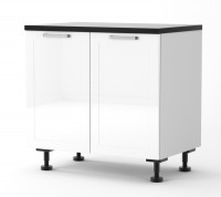 Rhodes - 900mm wide Double Door Base Cabinet