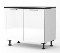 Rhodes - 1000mm wide Double Door Base Cabinet