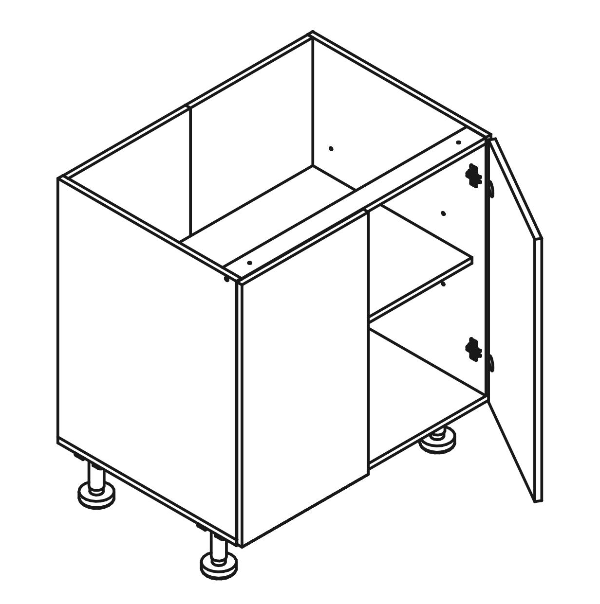 S80 Body Diagram
