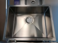 Undermount Stainless Steel Sink (wide) 951068