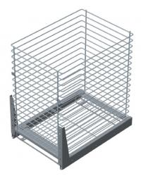 Soft Close Internal Baskets for 400/500mm Wide Base Cabinet
