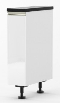 Venice - 200mm wide Base Cabinet - Venice Gloss White