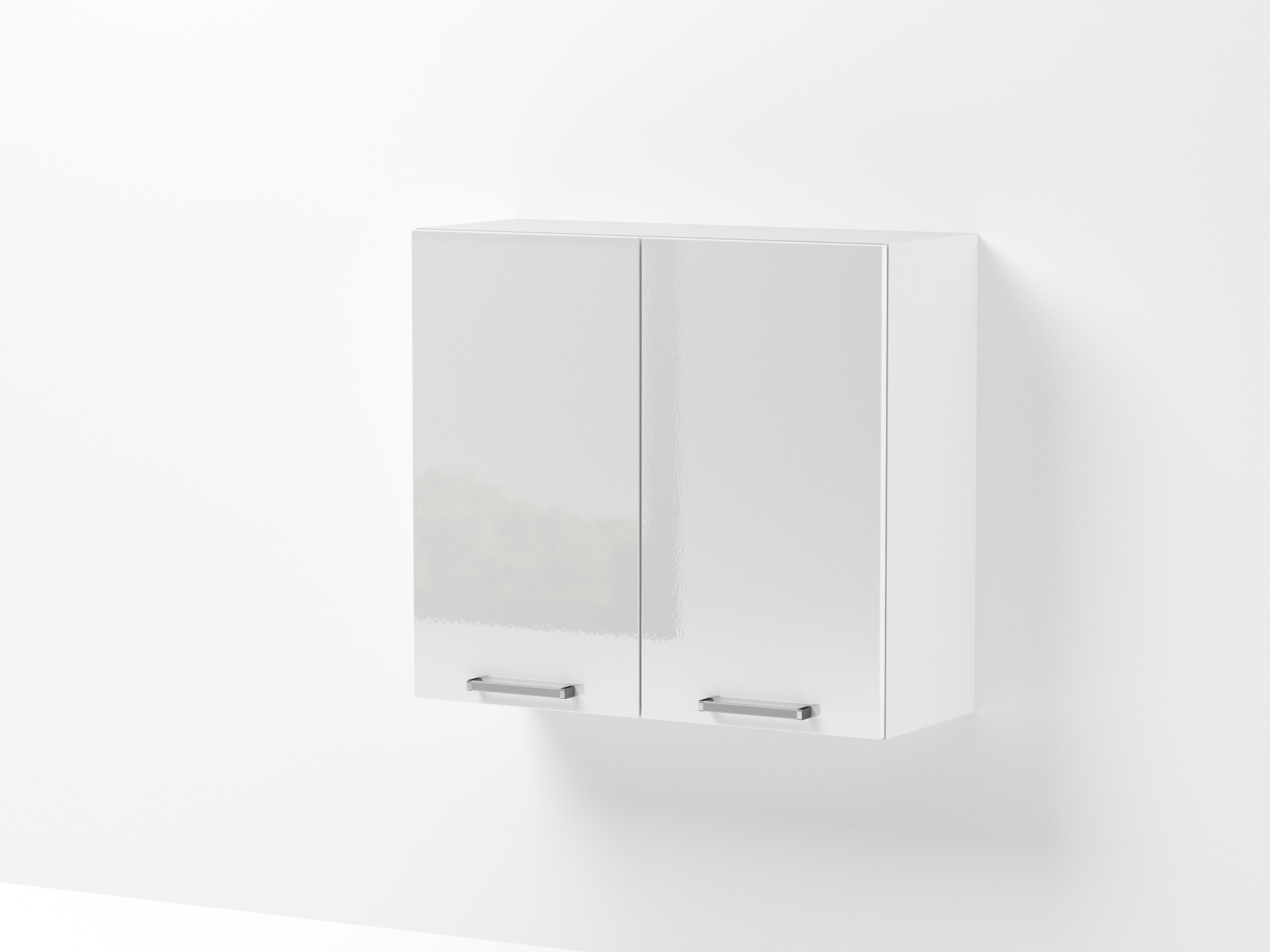 Florence Set High Gloss White - WD80/72