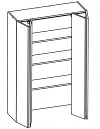 W90/132/TOP Body Diagram
