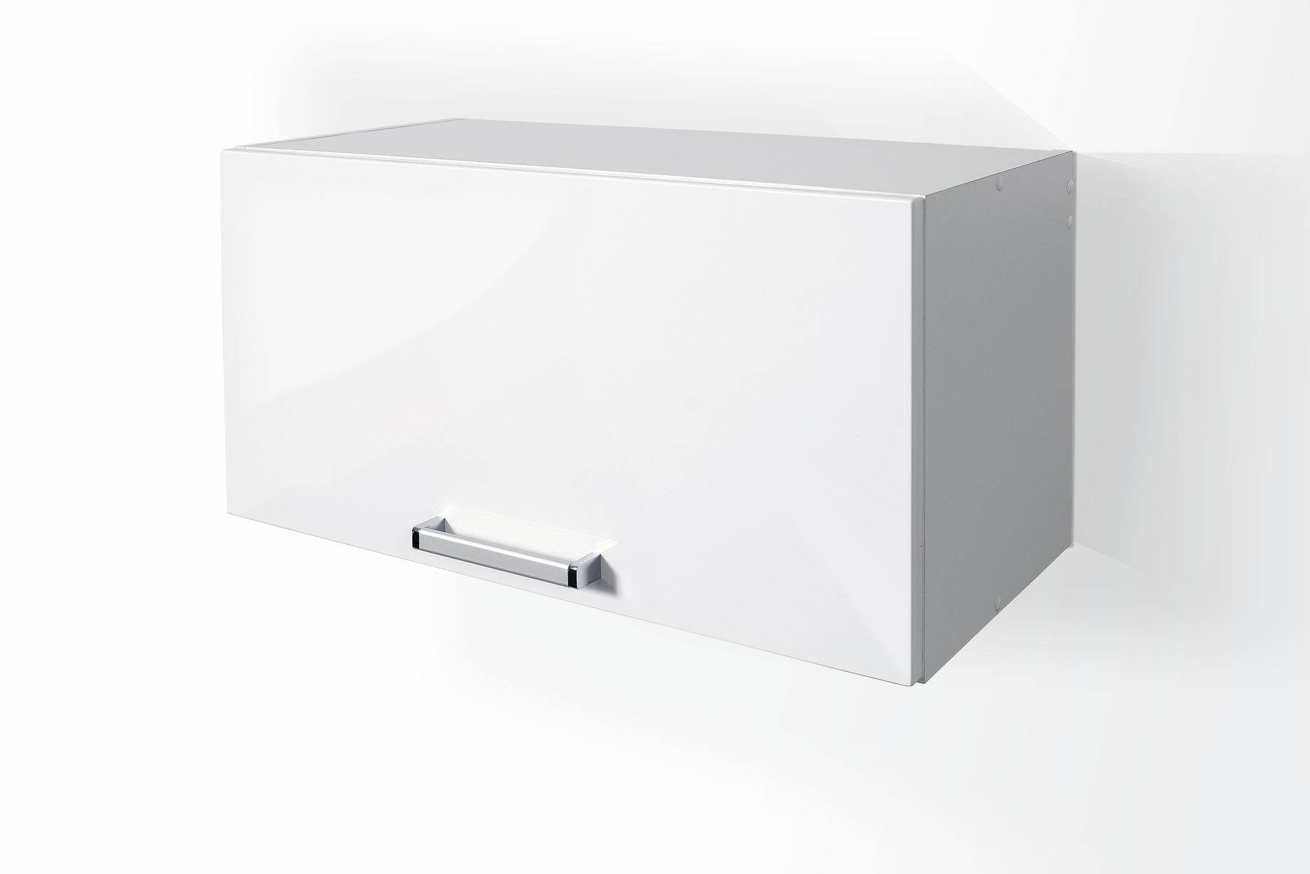 High Gloss White Wall cabinet W80G1 for Kitchen