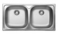 Xylo-2 bowl Stainless Steel Kitchen Sink