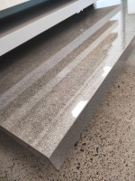 BENCHTOP PARTICLEBOARD MR 3000H600W38T NIGHT GALAXY STONE