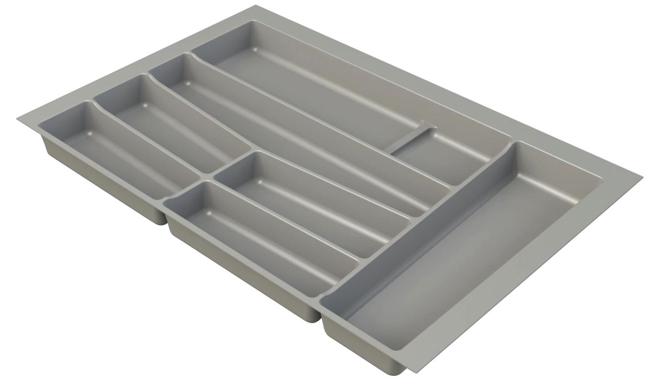 800m Premium Grey Cutlery Insert 32\76.NN80GR for Ktichen