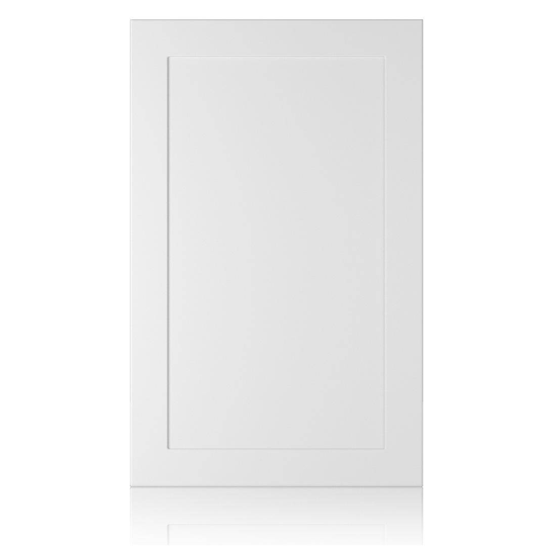 Oxford White Matte Full Door