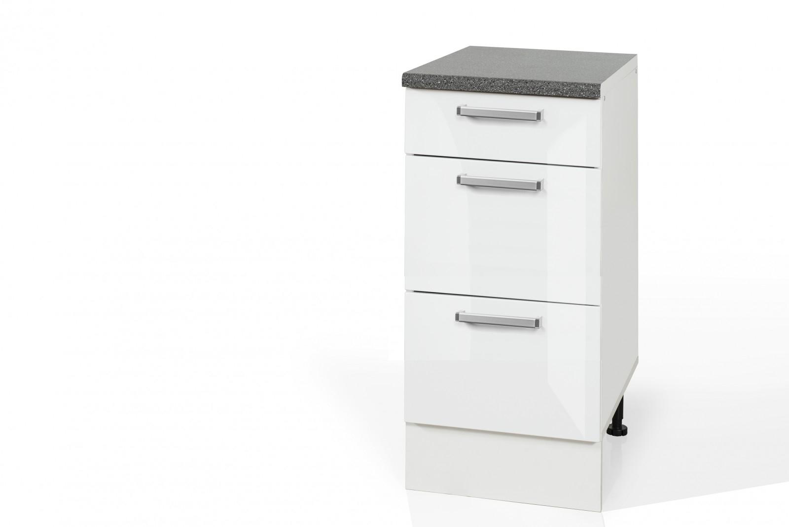 Base drawer cabinet for kitchen