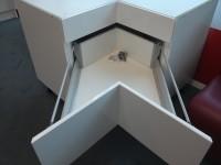 HGW Corner drawer cabinet S100/100SZ3A Bottom Drawer for Kitchen
