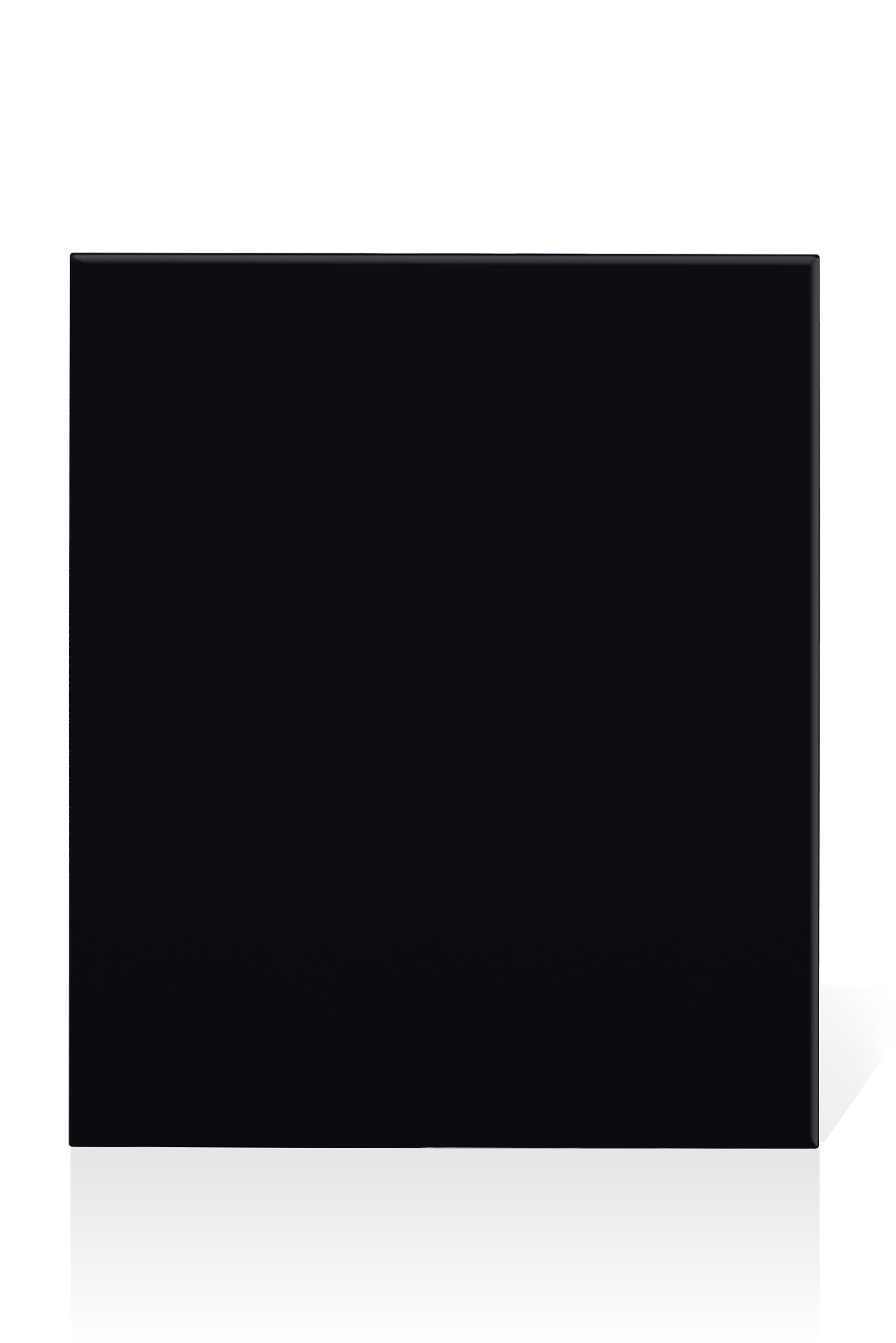 Full Door Euro High Gloss Black for Kitchen