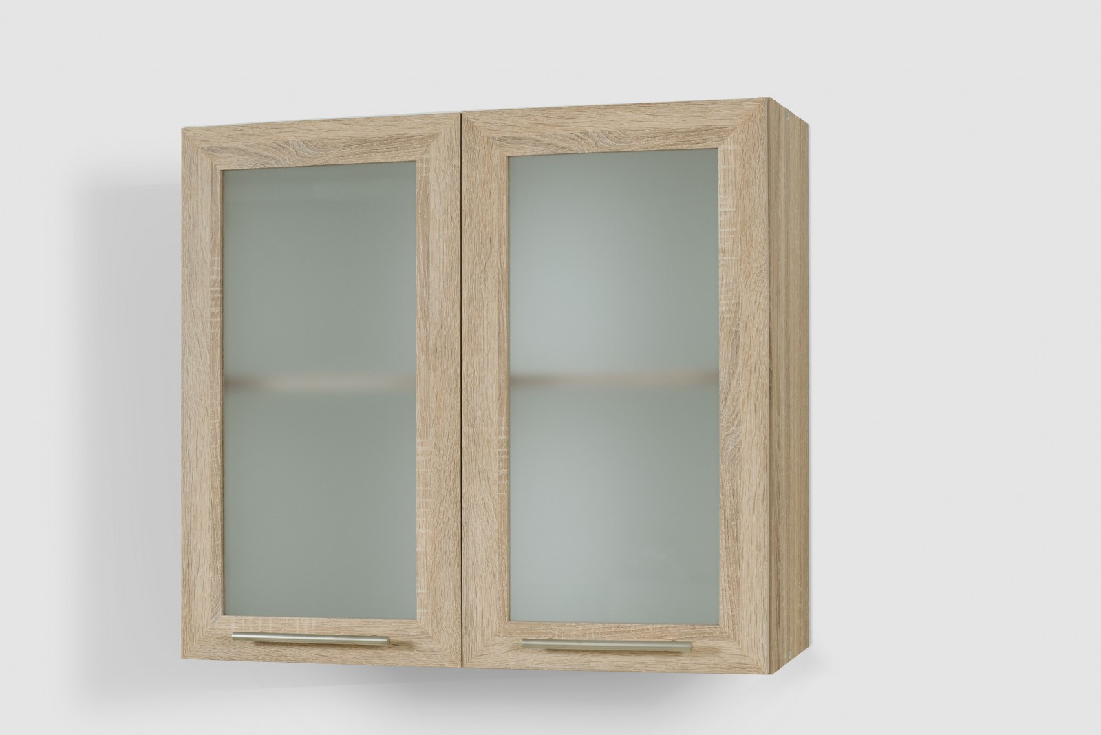 Sonoma Oak Wall cabinet W80S for Kitchen
