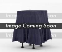 Athens - 1050mm by 1050mm wide 45 Degree Single Door Corner Pantr