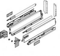 Component Line Drawing (D Set)