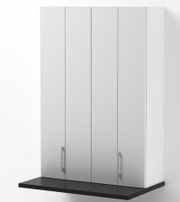 Milan - 900mm wide 350mm Deep On Bench Pantry Cabinet