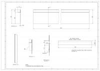 Dishwasher Side Protector Strip Schematic (Italian)