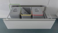 900mm wide Drawer Organiser Front View Inserts for Drawers