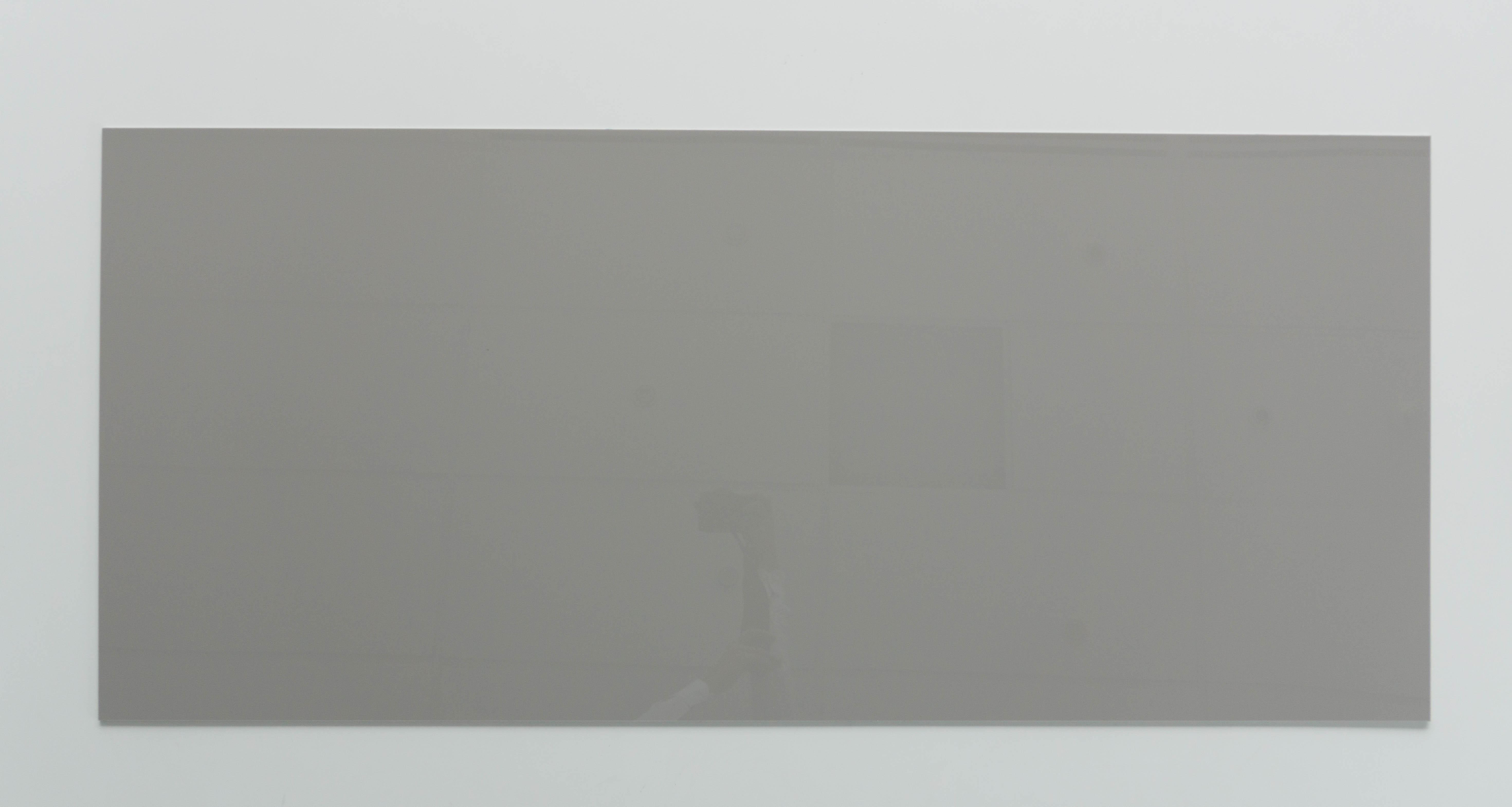 Arylic Splashback Grey Colour Example for Kitchen