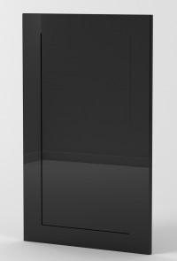 Rhodes Black Midnight Gloss Door