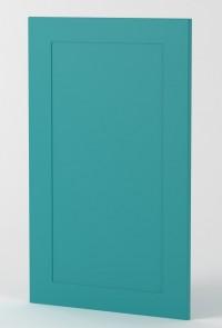 Rhodes Blue Intrepid Matte Door