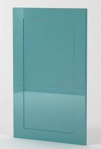Rhodes Blue Intrepid Gloss Door