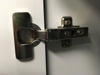 GTV Hinge Example Image for Kitchen Cabinets
