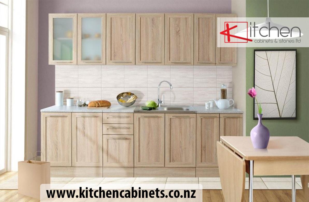 Julia Kitset Kitchen - Sonoma Oak - Soft Close for Kitchen - Logo