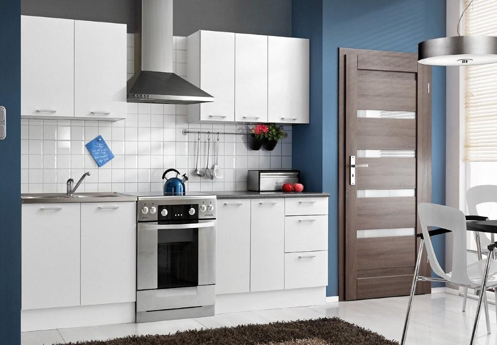 Niki Kitset Kitchen 1800mm White for Kitchen