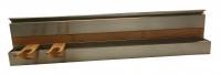 Glass Rack Modular Shelf Section 445mm Example Image