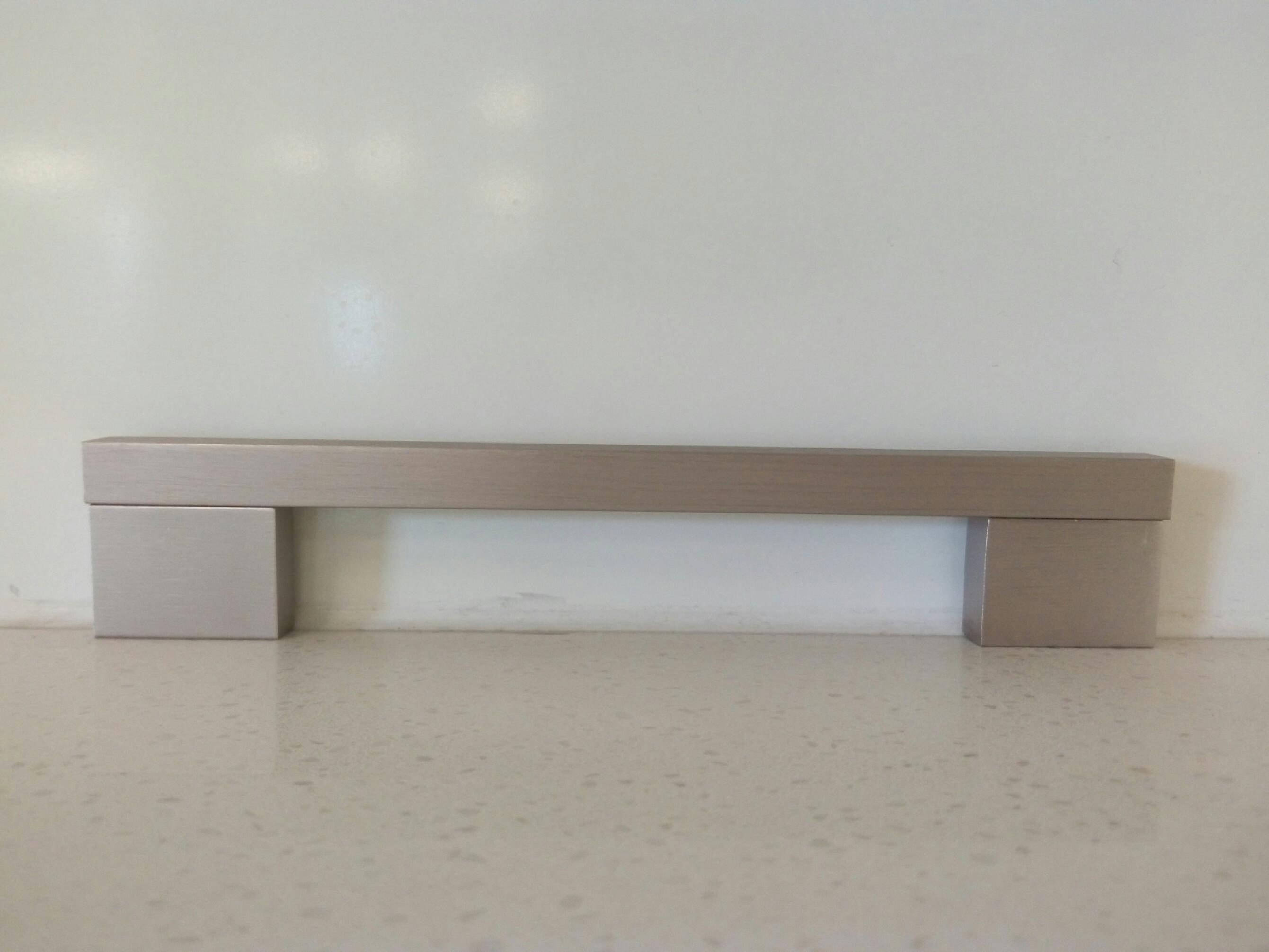 Aluminium Handle UA-A18160-06MJ for cabinets