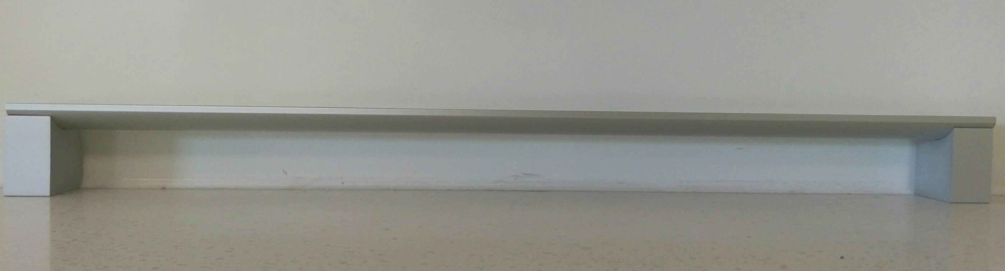 Aluminium Handle UA-BO-337320 for cabinets