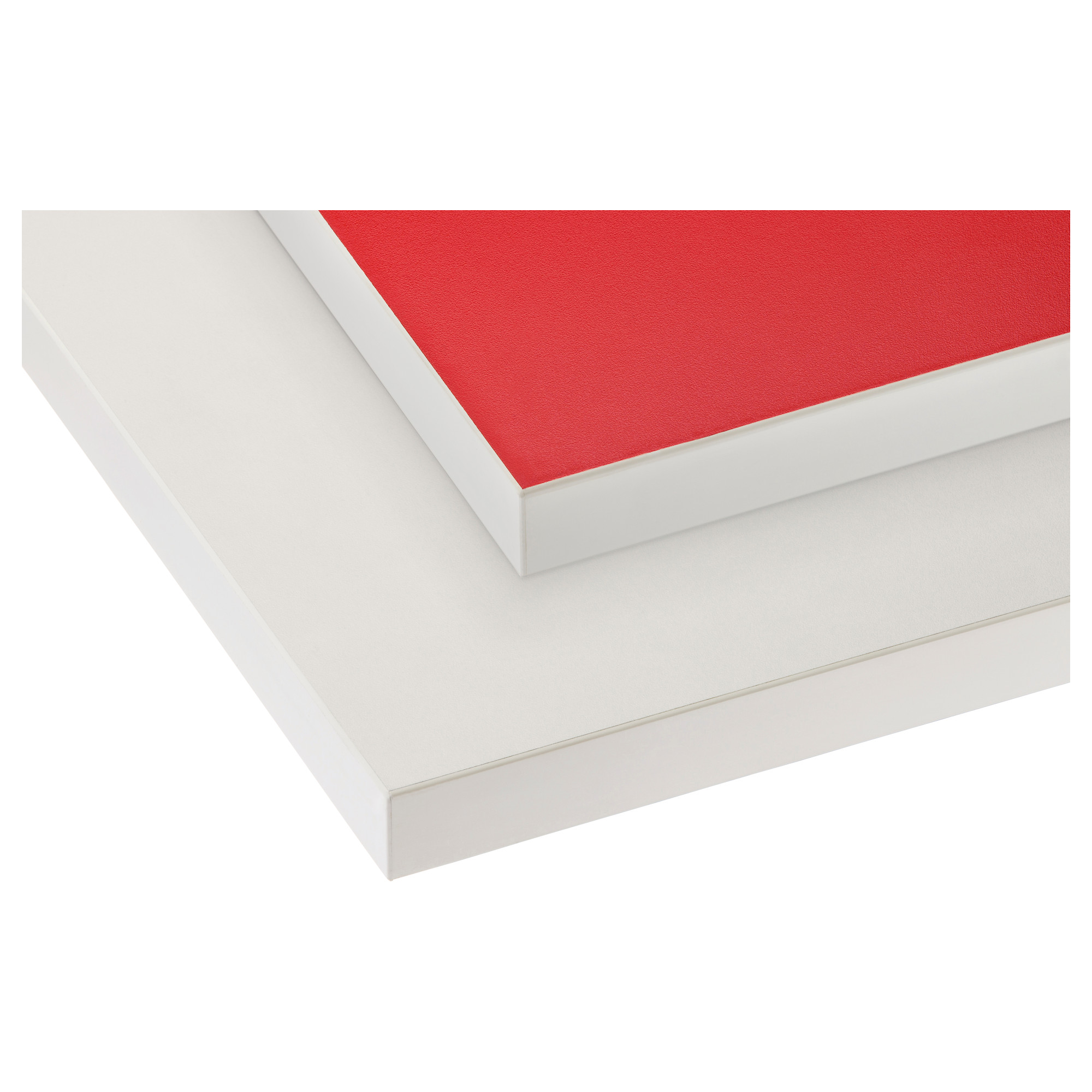 Standard Bench Top Double Sided - White and Red Double