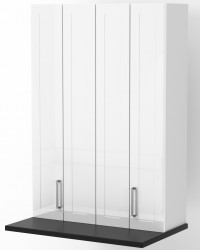 Rhodes - 900mm wide 350mm Deep On Bench Pantry Cabinet
