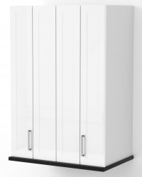 Rhodes - 900mm wide 580mm Deep On Bench Pantry Cabinet