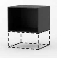 Rome Black Matte S60MI-BOX