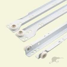 Plain Drawer Runners for Kitchen Drawers